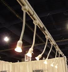 portable art gallery lighting