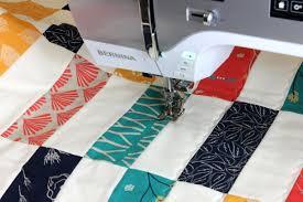 Simple Strips Quilt-along Part 4 - Decorative Stitch Machine ... & Decorative-Stitch-Quilting Adamdwight.com