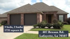 ... Beautiful Ideas 3 Bedroom Houses For Rent In Lafayette La Homes Sale  407 Breaux Rd Lafayette ...