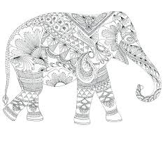 coloring pages elephant coloring book pages of elephants sheet baby free printable p