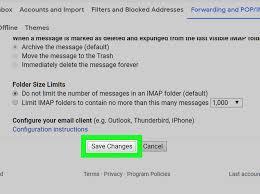 3 Ways To Forward Gmail Wikihow