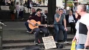 Felix Simpson | Ain't No Sunshine - YouTube