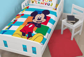 toddler bed set mickey mouse crib bedding set divine