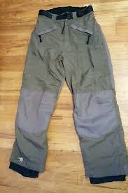 Snow Pants Bibs Snowboard Pants Brown