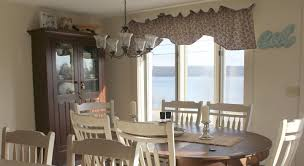 ... Astonishing Decorating Design With Comfy Kitchen Chairs Interior Ideas  : Adorable White Shade Black Metal Chandeliers ...
