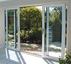 sliding glass doors and windows are