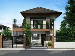 Best Double Story House Designs Best Two Storey House Plans Teracee