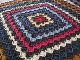 Free Crochet Patterns: Free Crochet Afghans Patterns II & Free Crochet Wool Eater Pattern Adamdwight.com