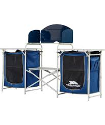 Camping Kitchen Buy Trespass Folding Camping Kitchen At Argoscouk Your Online