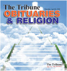 04162020 OBITUARIES AND RELIGION by tribune242 - issuu