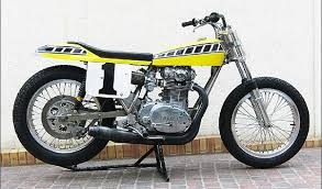 for sale ex kenny roberts yamaha xs 650 dirt track racer