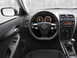 Toyota Corolla 2010 Interior - image #97