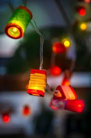 De Dreamlights Met Mini Lampionnetjes Zijn Erg Sfeervol Van Kaars
