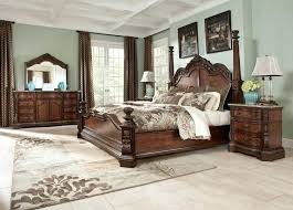 Appealing Four Poster Bedroom Sets Manor Queen Four Poster Bed