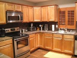 Colorful Kitchens : Kitchen Paint Colors With Oak Cabinets Bright