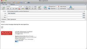 Top 5 Professional Outlook Signature Template Wondershare Pdfelement