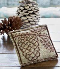 How To Do The Double Knitting Colorwork Interweave