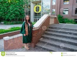 University Of Oregon Fashion Design University Of Oregon Female College Grad Editorial