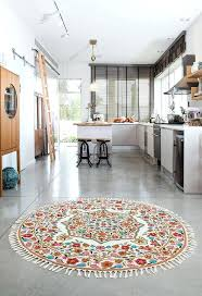 round kitchen table rugs furniture round kitchen rugs home design ideas and pictures with regard to round kitchen table rugs
