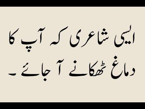 sher o shayari in urdu for teachers