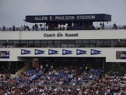 Allen E Paulson Stadium Seating Chart Paulson Stadium Georgia Southern Eagles Stadium Journey
