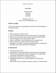 Skills And Abilitiesor Resume How To Write In Shalomhouse Us