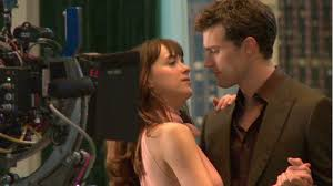 50 Shades Of Grey Behind The Scenes Youtube