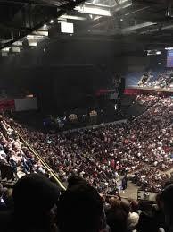 Mohegan Sun Arena Uncasville Ct Concert Seating Chart Mohegan Sun Arena Section 115 Home Of Connecticut Sun New