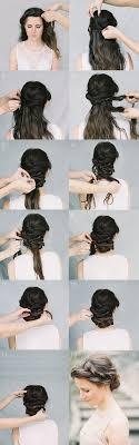 Kapsels En Haarverzorging Bruidskapsel