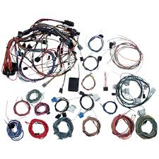 american autowire 510547 mustang wiring harness kit 1987 1989 painless wiring fox body mustang at 1989 Mustang Wiring Harness