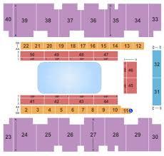 El Paso Coliseum Seating Chart El Paso County Coliseum Tickets El Paso County Coliseum In