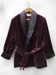 Smoking Jacket | eBay & Silk Smoking Jacket Adamdwight.com