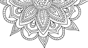 What is an adult coloring book?