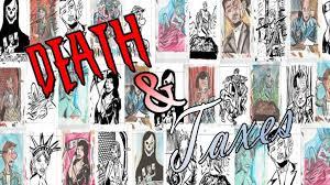 Death N Taxes By Brandon Noel Kickstarter