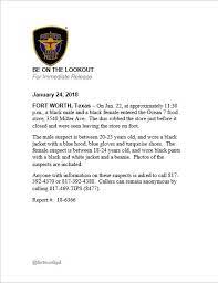 Fort Worth Police... - Fort Worth Police Department