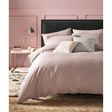 rhombic bed linen image