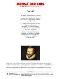 john donne society digital prose project not a poem