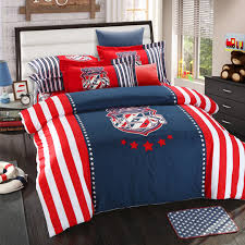 american flag bedding set queen size