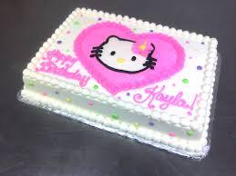 Sheet Cake Main Made Custom Cakes
