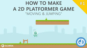 how to make a 2d platformer game moving jumping construct 2 tutorial