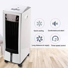 Air Cooler Fan Portable, 7L <b>Water Tank</b> And <b>Remote Control</b>, High ...