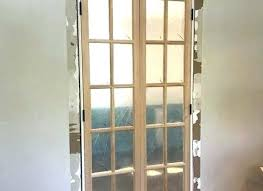 6 panel glass door fiberglass exterior interior double doors large size of sliding french d