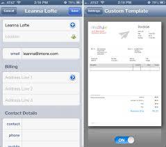 Invoicetogo Invoice Free App NinoCrudele Invoice Templates 21