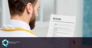 How To Explain Job Hopping On Your Resume Quality Medical Staffing