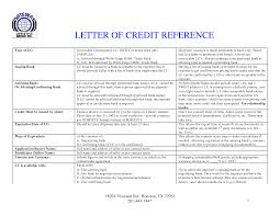 Positive Credit Reference Letter Experimental Snapshot Photos Of