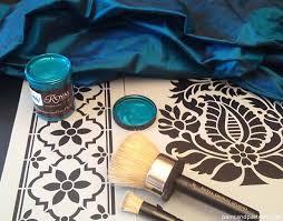 stencil supplies for diy india silk stencils project stenciling on silk fabric
