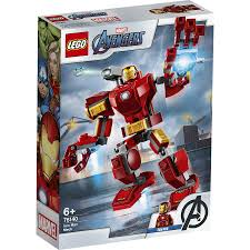 <b>LEGO Marvel Avengers</b> Iron Man Mech - 76140 | BIG W