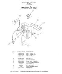 clore century solar jump n carry model jnc950 parts list wiring click here for a printable parts list and wiring diagram