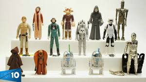 The most star wars toys
