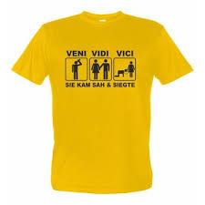 Jga T Shirt Veni Vidi Vici Zum Junggesellenabschied